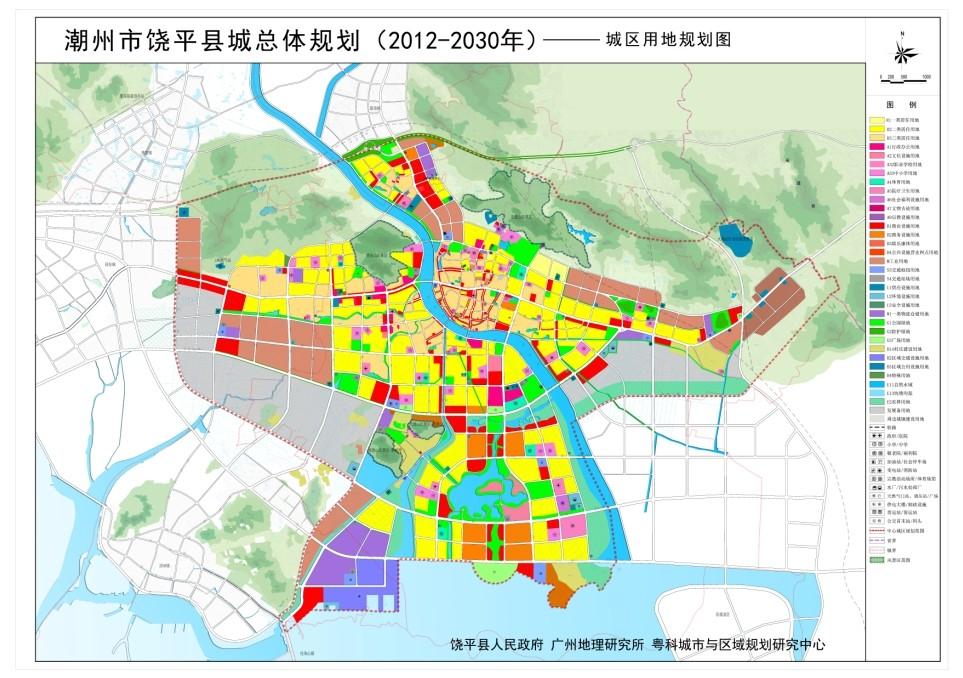 滨海县城地图全景